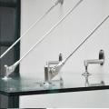 Фурнитура для стеклянных козырьков и навесов