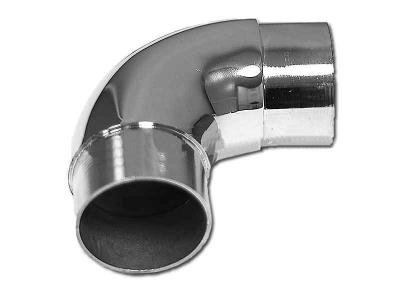Отвод забивной на трубу 42,4 мм (AISI 304), арт. 383