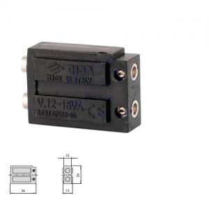 Комплект катушек для электромеханических замков CISA для серий 15500, 16000, 17500, 18000. АРТ.07.086.00