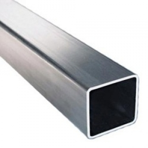 Труба профильная квадратная 40х40 мм из нержавеющей стали