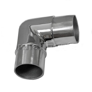 Угловой поворот поручня 50,8 мм, литой (AISI 304), арт. 280