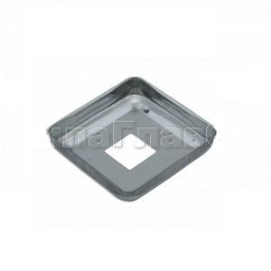 Крышка для квадратной стойки 20х20 мм (AISI304), арт. 397
