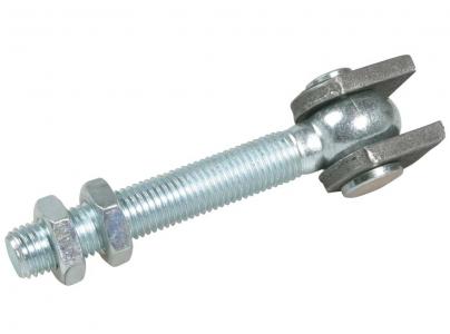 Петля регулируемая М-12 с удлиненным резьбовым штоком, арт. 525-012