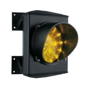 Одноцветный светодиодный светофор серии Apollo. арт.ASF25L1G (Желтый)