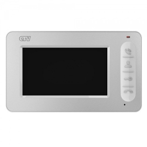 Монитор видеодомофона CTV-M400 белого цвета