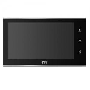 Видеодомофон CTV-M4707IP-B черный цвет