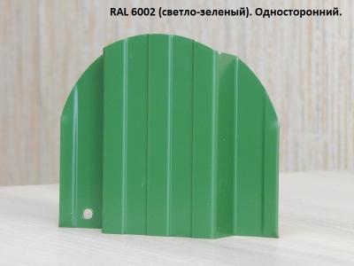 зеленый штакет