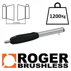 Привод для распашных ворот Roger Technology SMARTY5