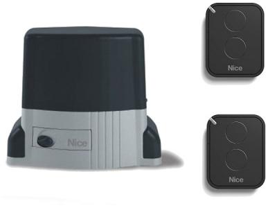 Комплект автоматики для промышленных откатных ворот Nice TH1500 KCE.