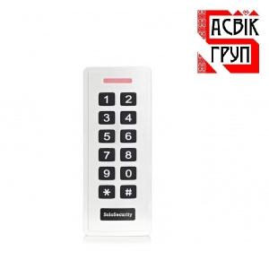 Кодовая панель со встроенным контроллером и считывателем, арт. SLK2-EM