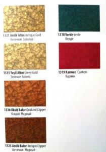 Краска по металлу для наружных работ 3 в 1 с молотковым эффектом CST Dr.Ferro Hammertone