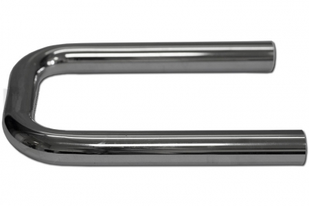 Окончание поручня пандуса 38.1 мм (AISI 304), арт. 051