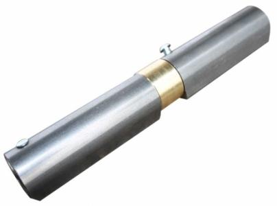 Комплект петель с доводчиком (внутренней пружиной), IBFM - Италия, арт 415-М-KIT
