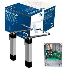Комплект автоматики для распашных ворот Cаme STYLO-ME
