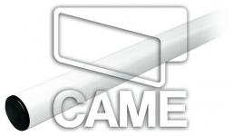 Стрела круглая алюминиевая для шлагбаума Came Gard12000 длина 12 метров. Антиветер. (001g0121)