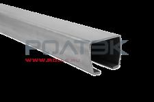 Направляющая ЕВРО/RC74 длина 6 метров. Код 012.6