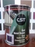 Краска по металлу для наружных работ 3 в 1 с металлической стружкой CST Dr.Ferro Metal Fashion.