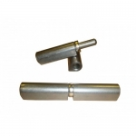 Петля каплевидная с подшипником 25x160. Петли металлические для ворот.