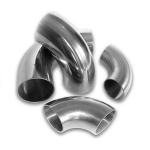 Отвод нержавеющий сварной для трубы D25.4мм, арт. к347
