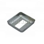 Крышка для квадратной стойки 40х20 мм (AISI304), арт. 385-3