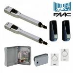 Комплект для распашных ворот FAAC 415 KIT