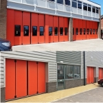 Комплект для складчатых промышленных ворот 4500KIT IBFM