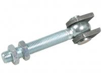 Петля регулируемая М-24 с удлиненным резьбовым штоком, арт. 425L-024