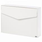 Ящик почтовый уличный оцинкован. АРТ.65.304