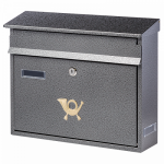 Ящик почтовый уличный оцинкован. АРТ.65.314
