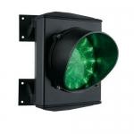 Одноцветный светодиодный светофор серии Apollo. арт.ASF25L1V (Зеленый)