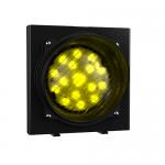 Одноцветный светодиодный светофор серии Apollo Plast. арт.ASFG (Желтый)