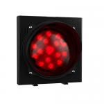 Одноцветный светодиодный светофор серии Apollo Plast. арт.ASFR (Красный)