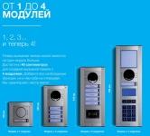 Кнопочный модуль BPT MTM
