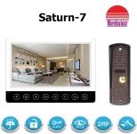 Комплект видеодомофона Saturn-7Bl