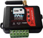 GSM-модуль SG303GI для управления автоматикой, дверями, воротами (красный).