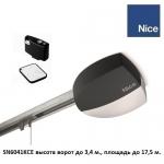Комплект для гаражных ворот Nice SN6041BDKCE