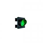 Светофор светодиодный, 1-секционный, зеленый. 230В. АРТ.C0000705.1
