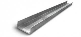 Швеллер 8П стальной.