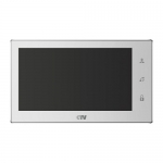 Видеодомофон CTV-4706-AHD-W белый цвет