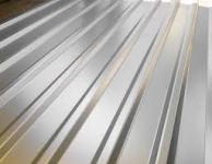 Профнастил (металлопрофиль) цинковый С-20 высота листа 2.0 метра на складе