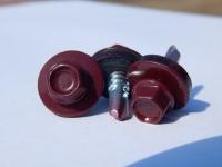 Кровельные саморезы 19, 29, 35, 70 мм по цветам RAL