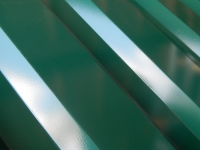 Профнастил (металлопрофиль) С-20 высота листа 2.0 метра 6005 (хвойный)