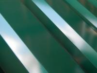 Профнастил (металлопрофиль) С-20 высота листа 1.8 метра 6005 (хвойный)