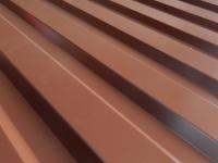 Металлопрофиль любого цвета по палитре RAL. Под заказ