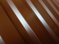Металлопрофиль под заказ двухсторонний 0,45мм