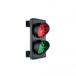 Светофор светодиодный, 2-секционный, красный-зелёный, 230В. АРТ.C0000710.2