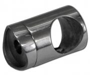 Ригеледержатель Ø38,1 х 16 мм (16.8 мм), полированный, (aisi 304), арт. 018
