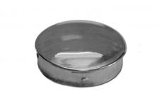 Заглушка антивандальная 38,1 мм, забивная (AISI 304), арт. 036-5