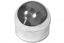 Заглушка сферическая на стойку диаметром 38,1 мм (AISI 304), арт. 271