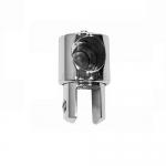Крепежный элемент глухой для трубы 19 мм цинк-хром полированный АРТ.t913 PZn